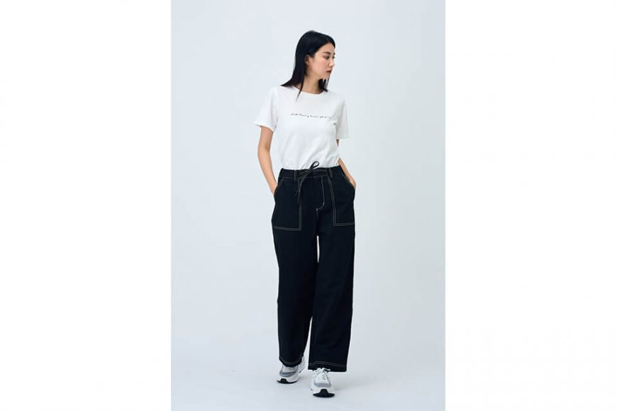 SMG 21 AW Girl Wide Leg Trousers (1)