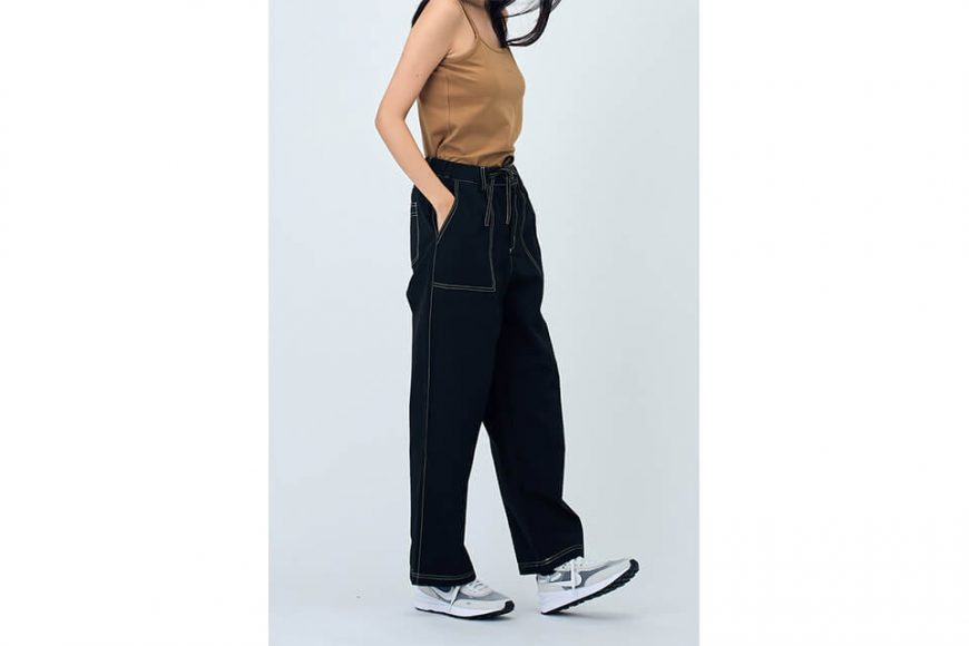 SMG 21 AW Girl Wide Leg Trousers (3)