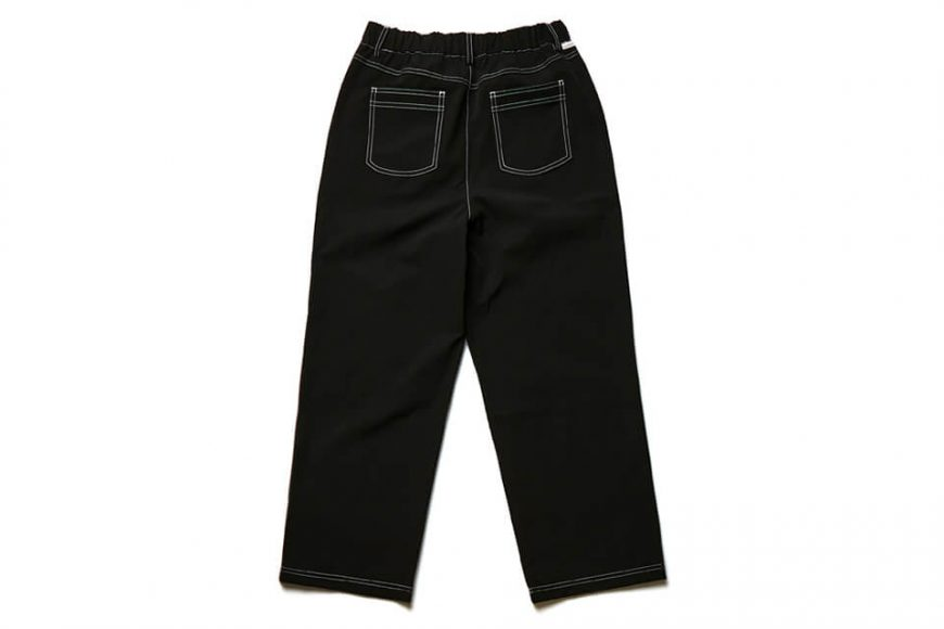 SMG 21 AW Girl Wide Leg Trousers (5)