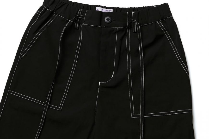 SMG 21 AW Girl Wide Leg Trousers (6)
