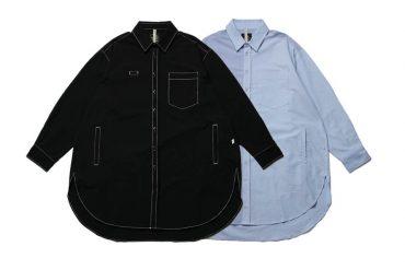 SMG 21 AW Oversize LS Shirt (0)