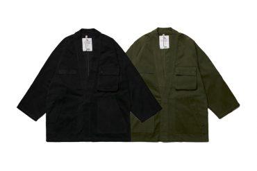 SMG 21 AW Washed Kimono Jacket (0)