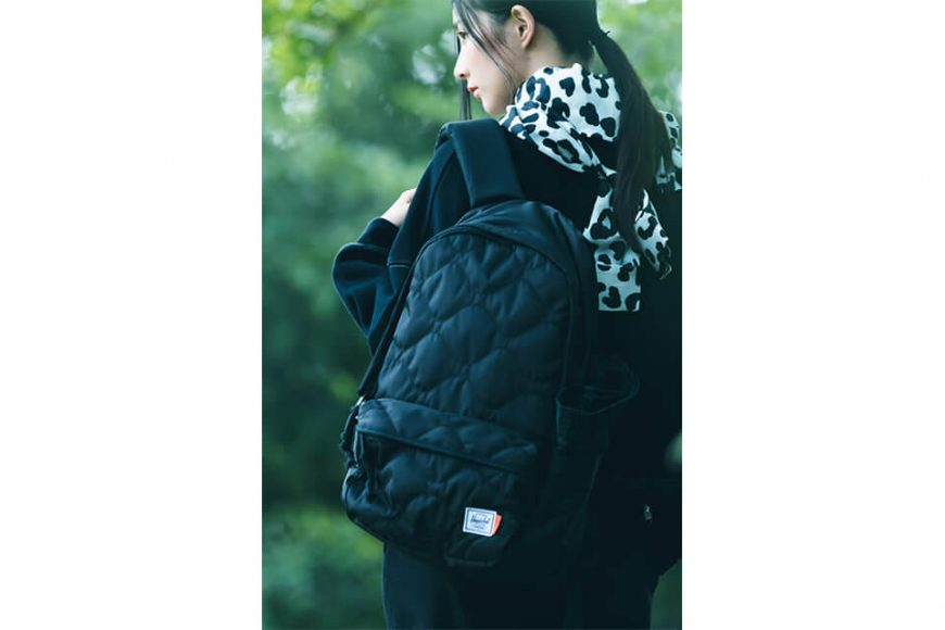 SMG x Herschel 21 SS Padded Backpack (1)