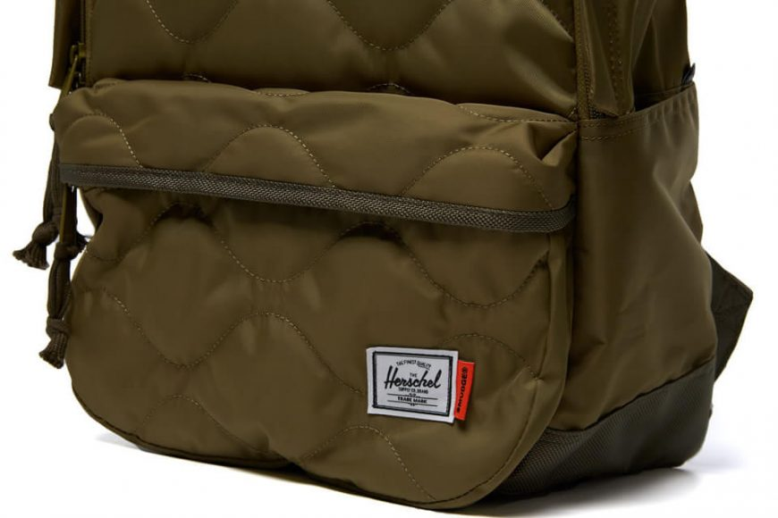 SMG x Herschel 21 SS Padded Backpack (15)