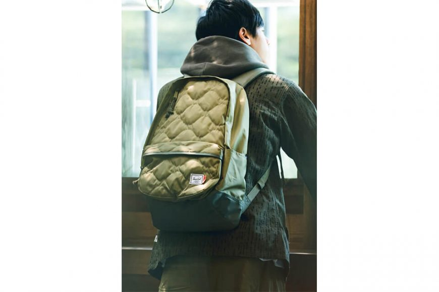 SMG x Herschel 21 SS Padded Backpack (2)