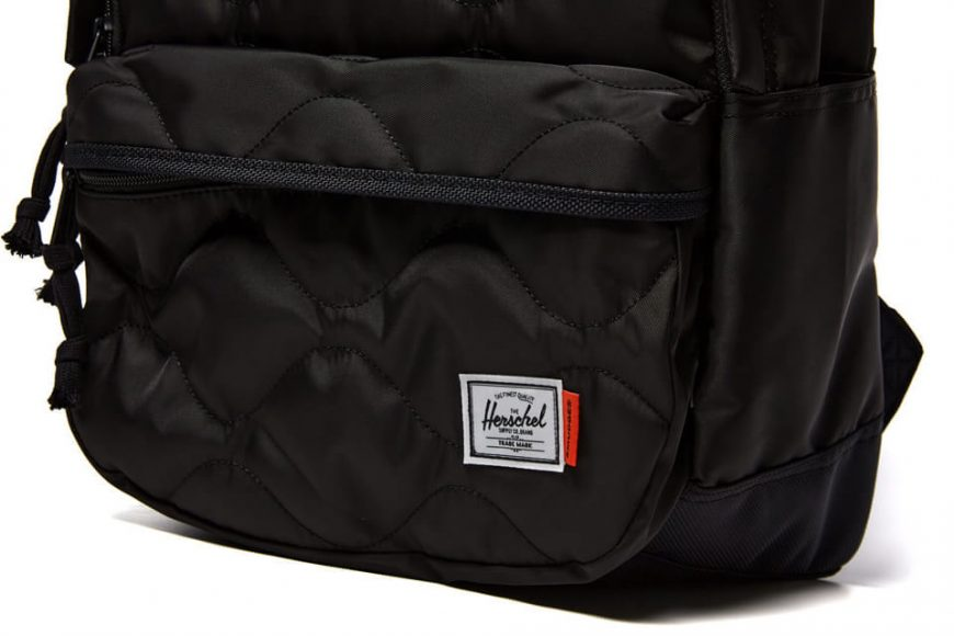 SMG x Herschel 21 SS Padded Backpack (7)